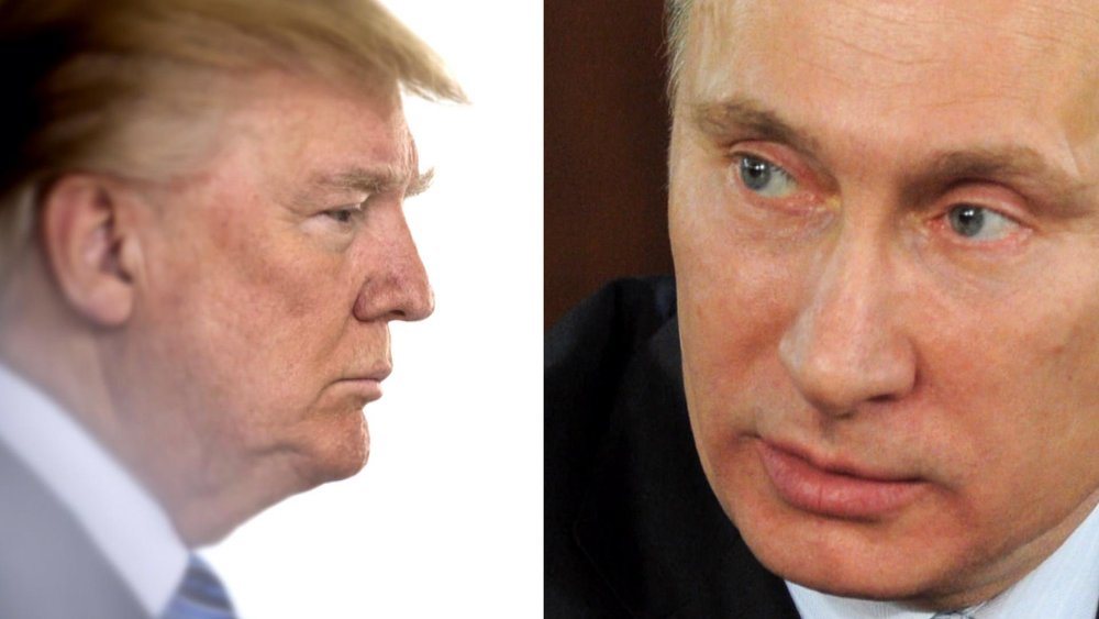 Putin and Trump will meet on Friday - CLICK HERE TO FERRET OUT THIS STORY