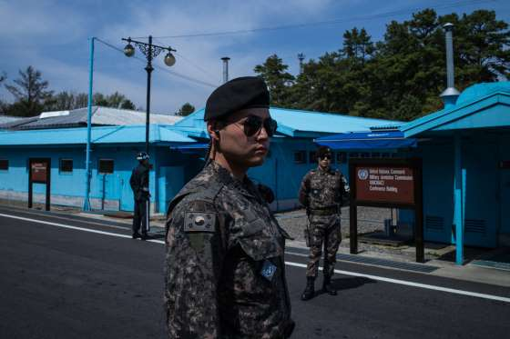 In North Korea, 'Surgical Strike' Could Spin Into 'Worst Kind of Fighting' - See perspective on this story