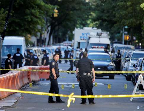 NYC officer shot to death in command post RV; gunman killed - Ferret out this news story