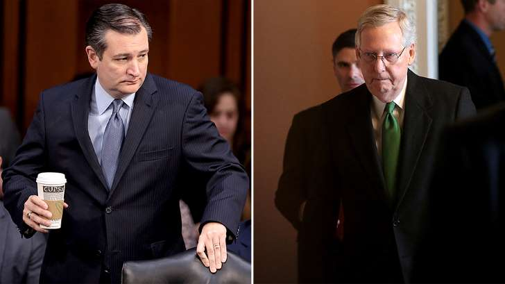 GOP tensions rise over Cruz proposal - CLICK HERE TO FERRET OUT THIS STORY