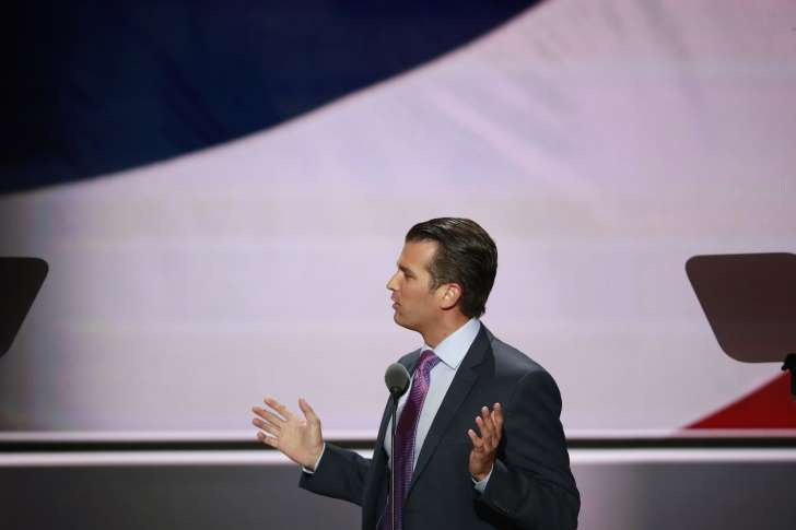 Donald Trump Jr.'s Two Different Explanations for Russian Meeting - CLICK HERE TO FERRET OUT THIS STORY