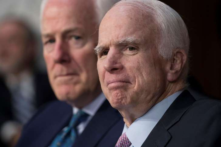 2 GOP senators suggest bill to repeal health care law 'dead' - See perspectives on this story