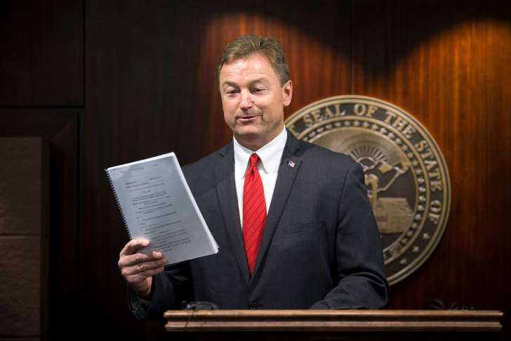 Police investigating break-in at GOP senator's office - See perspectives on this story