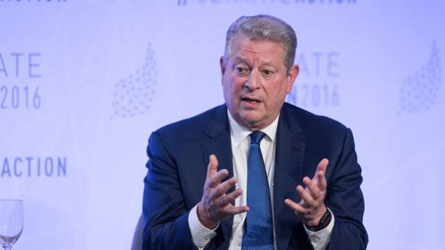 Al Gore: 'I was wrong' on Trump - See the prespectives on this story