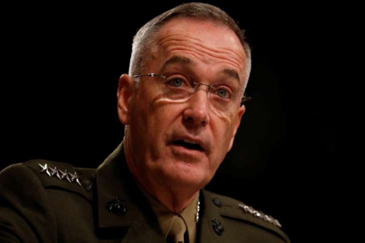 Top U.S. general says no changes yet to transgender policy - See perspective on this story