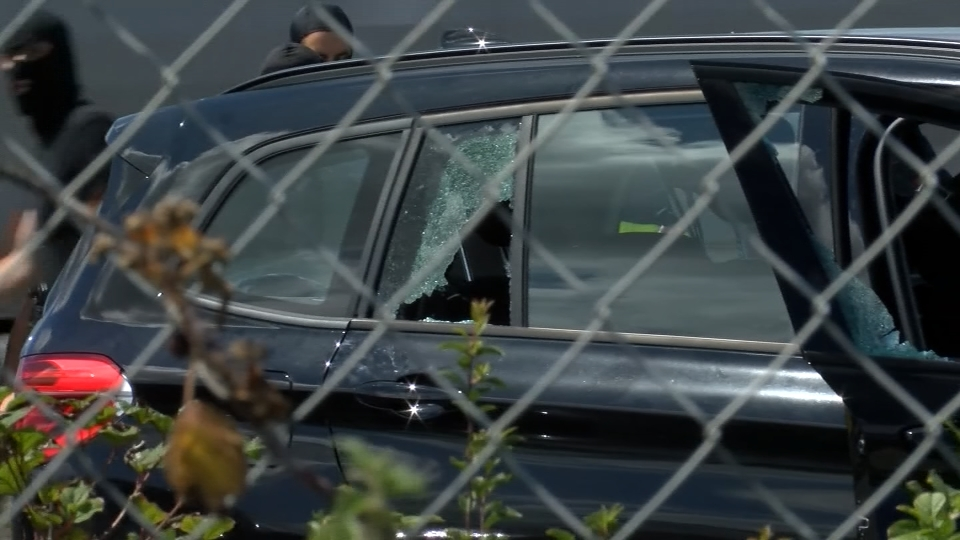 Car rams into soldiers in Paris suburb; man arrested - See perspectives on this story