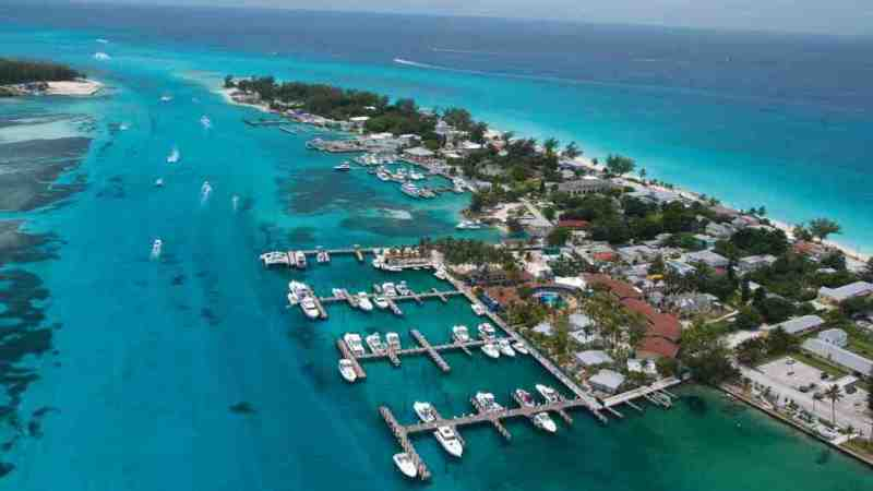 mystery history and construction cranes in bimini travelbinger