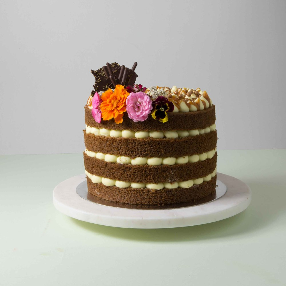 Naked Cakes - Delicious cakes made from the finest materials