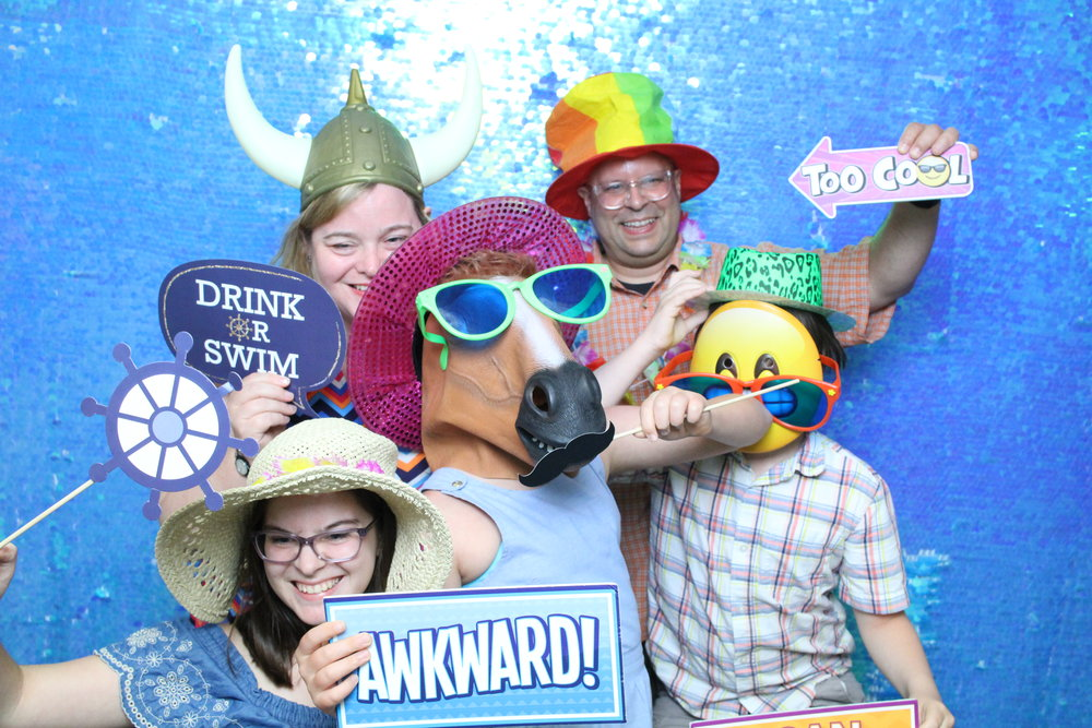 Social Booth Events! - Every wedding needs a phenomenal photo booth and that's just what we provide! Choose your booth, backdrop, custom print template, and we'll provide you with endless memories of your biggest day. Unlimited prints, props, text & email messaging...no limits, just one incredible experience!