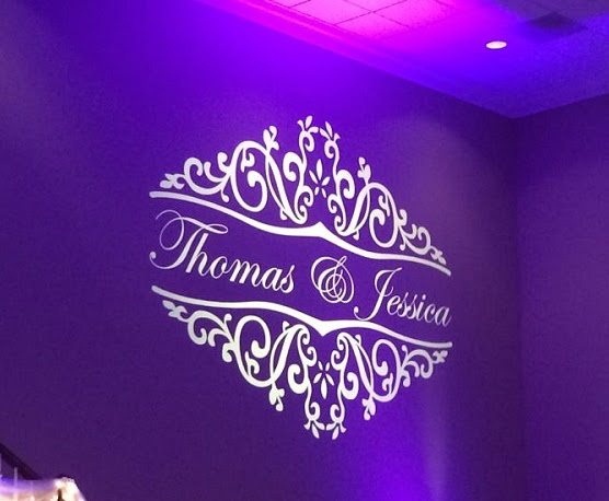 GoBOS and MONOGRAMS - One reason for the popularity of Gobo lighting is that printing and laser technology have made it cost effective to make custom gobos. Virtually any pattern, graphic, or image you can imagine can be made into a Gobo. We are your one stop shop for all of your gobo and monogram ideas.