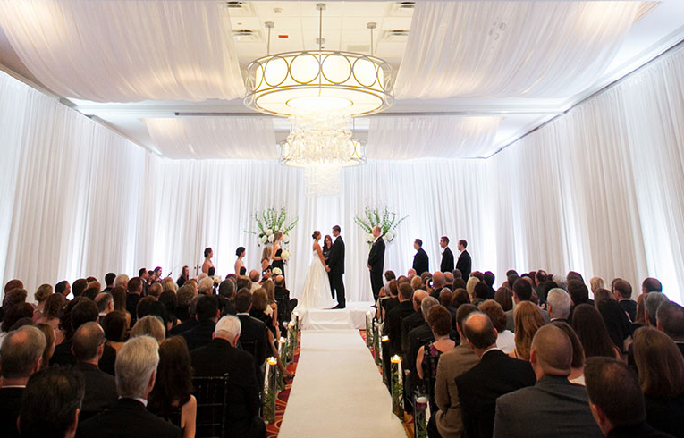 "Wedding Drape - If you're looking to add some serious ""wow"" factor to your reception, go for our gorgeous draping."