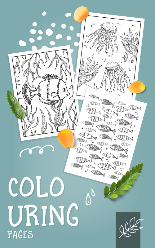 SHOP COLOURING PAGES NOW >>