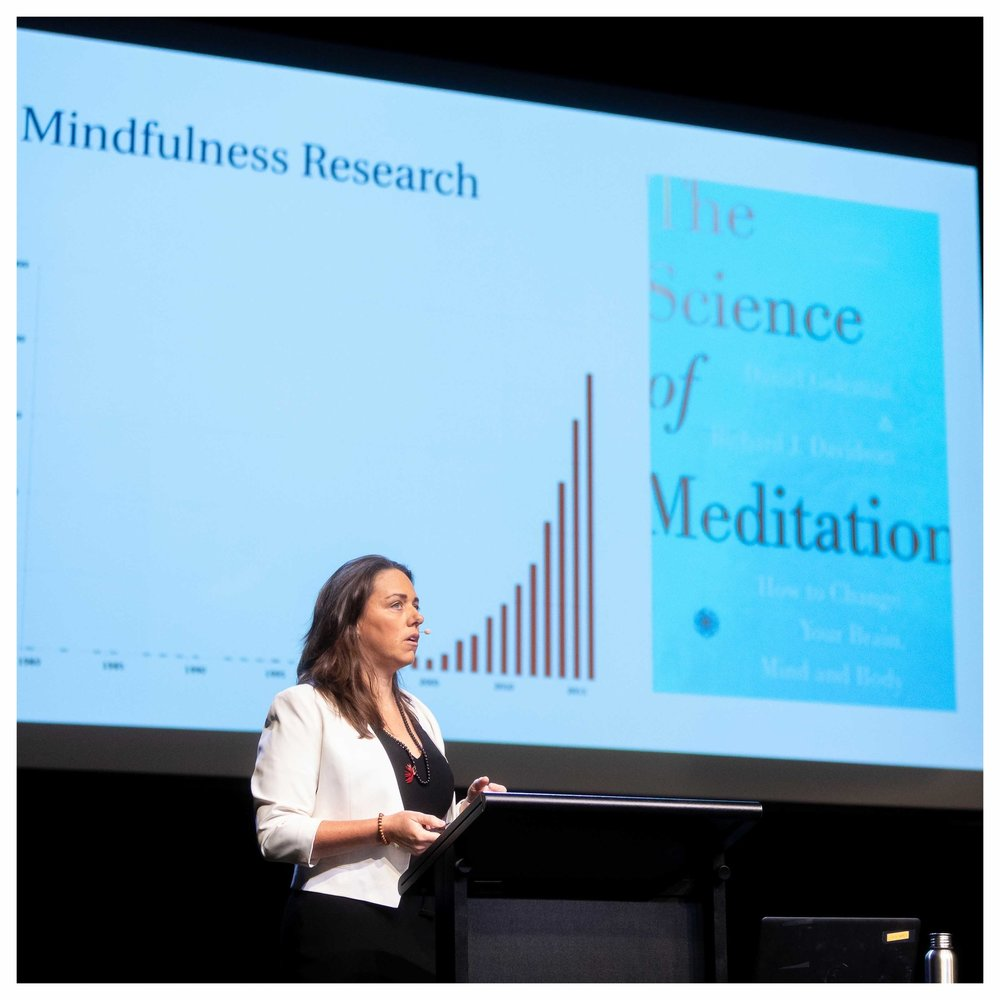 SPEAKING: MINDFULNESS