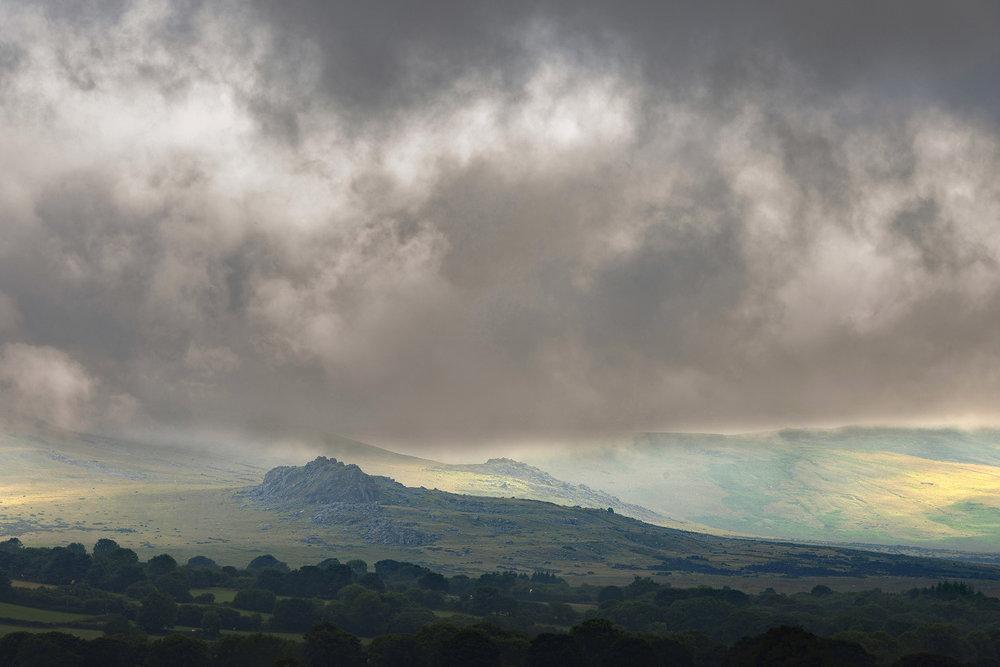 Tez Marsden 'Carn Alw, Preseli Hills' photograph