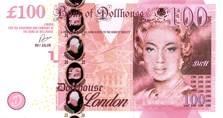 DOLLHOUSE LONDON