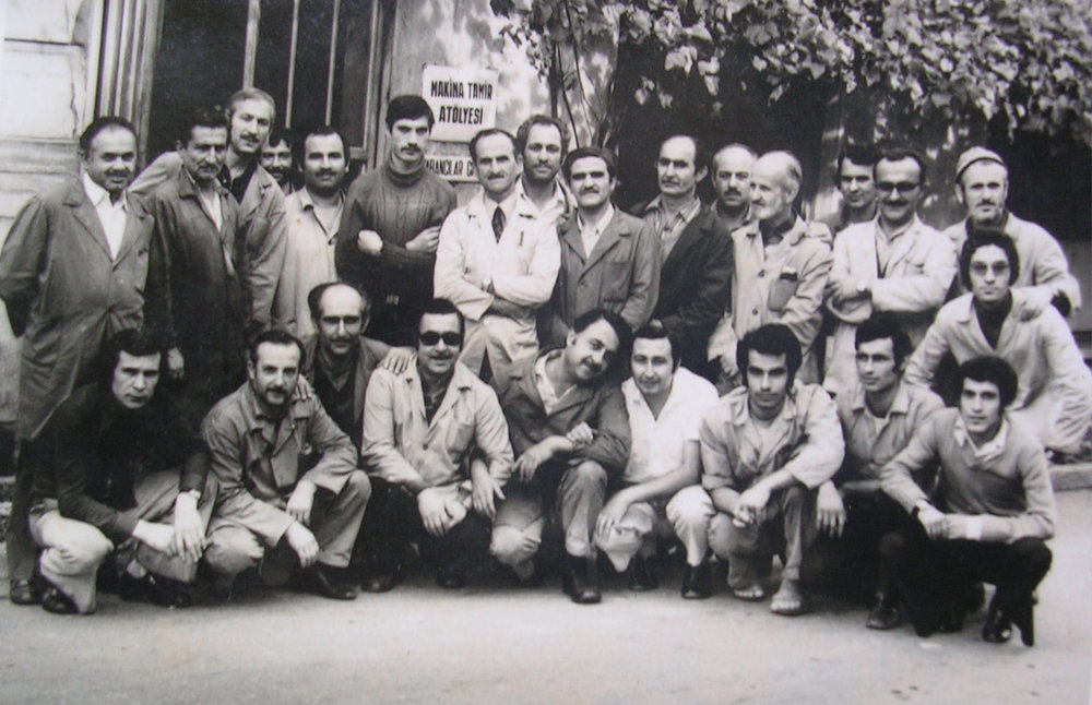 Bir sözlü tarih projesi - Türkiye'nin en önemli endüstriyel miraslarından biri olan Beykoz Kundura'yı dinliyoruz...