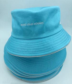 6cb6b85838667 Bucket Hat Blue ...