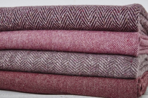 Super Soft Merino Throws; Tolly McRae; £124.00