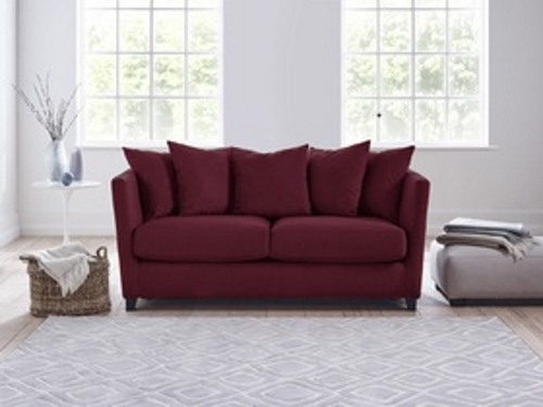 Esme Sofa – Antique Ruby; Living It Up; £760.00