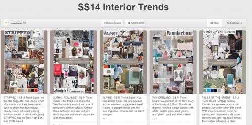 SS14 interior trends