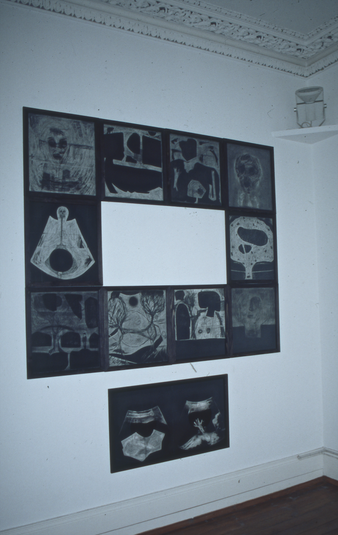 The October Drawings, 2003