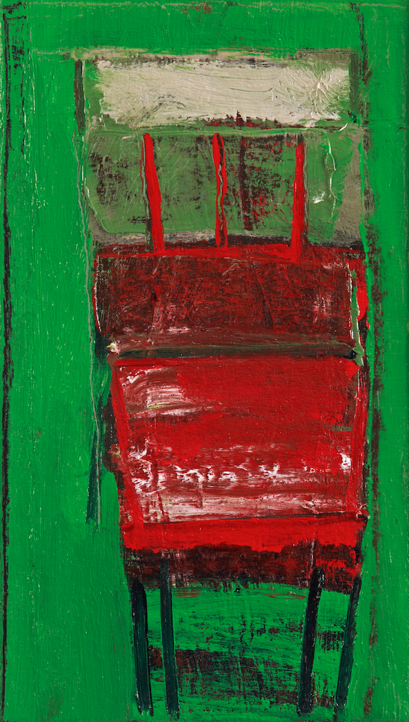 The Painters Chair,  2002