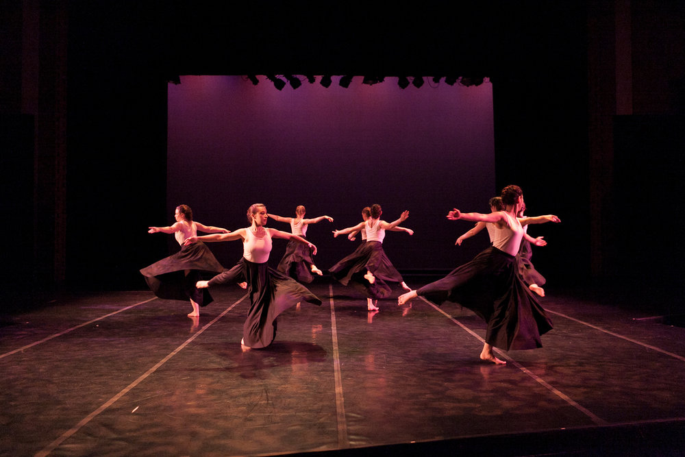 """Messenger"" Choreographed by Sarah Wolf"