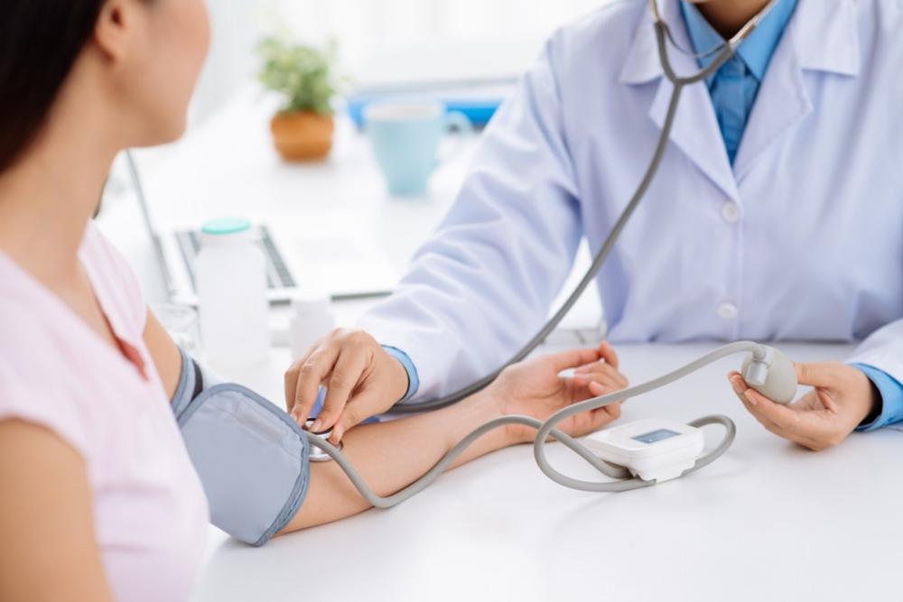 Hyvät D-vitamiinitasot on yhdistetty pienempään korkean verenpaineen kehittymisen riskiin.