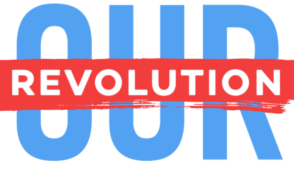 "Our Revolution will reclaim democracy for the working people of our country by harnessing the transformative energy of the ""political revolution.""  Through supporting a new generation of progressive leaders, empowering millions to fight for progressive change and elevating the political consciousness, Our Revolution will transform American politics to make our political and economic systems once again responsive to the needs of working families.  Our Revolution has three intertwined goals: to revitalize American democracy, empower progressive leaders and elevate the political consciousness."