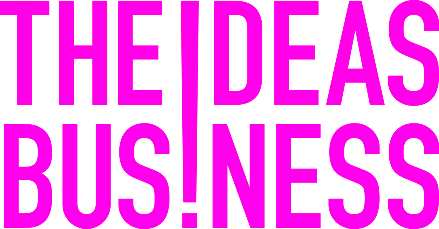 The Ideas Business