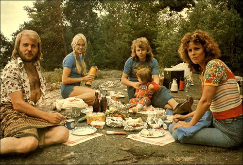 ABBA picnic