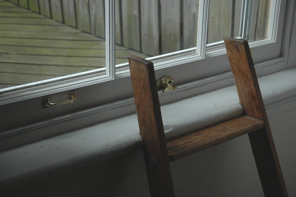 porch ladder