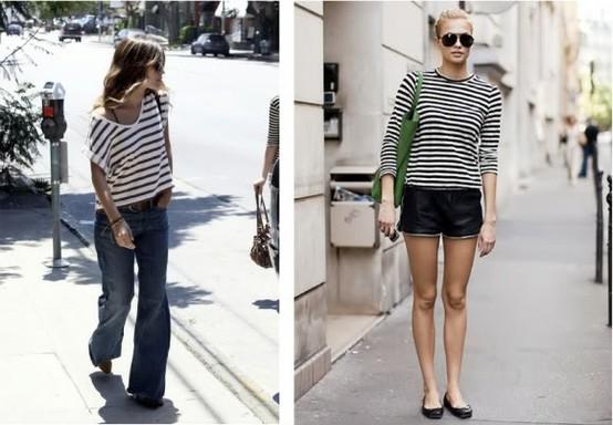 stripes  street syle