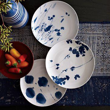 west elm plates