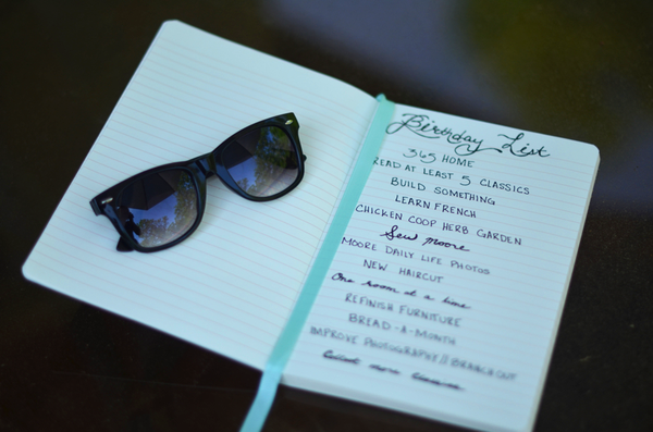 Fine and Feathered Birthday List