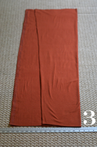 Fine and Feathered step by step Maxi Skirt