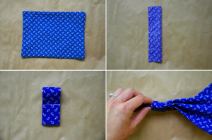 Fine and Feathered Bow Tie Tutorial