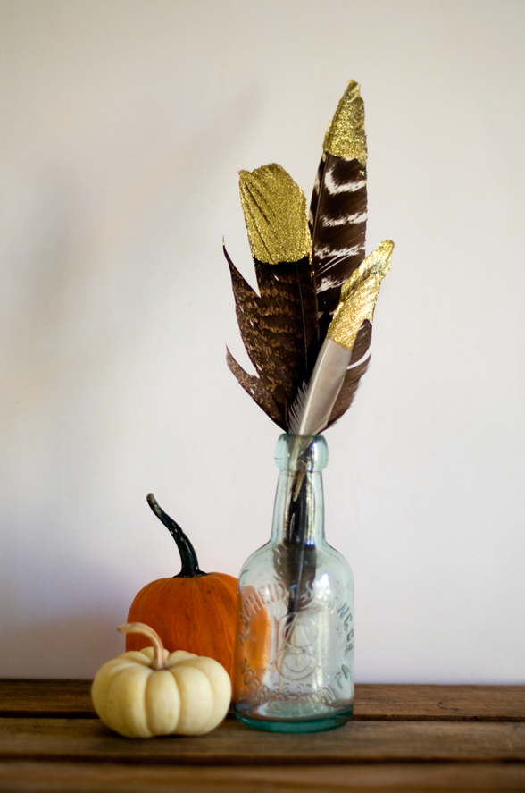 Fine and Feathered Fall Crafts
