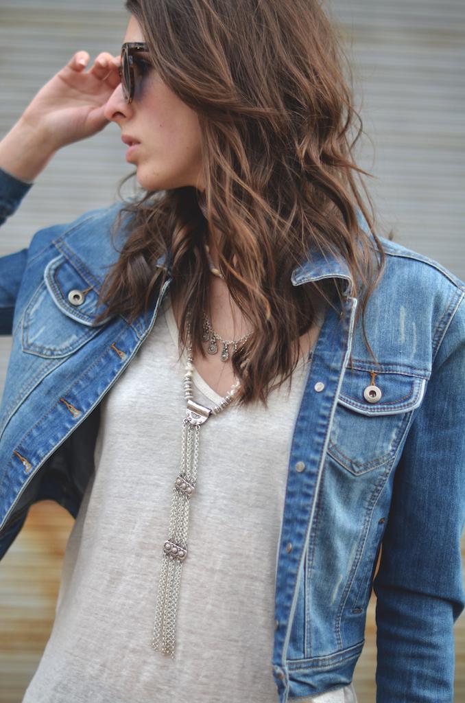 Denim Jacket Womens Spring Style