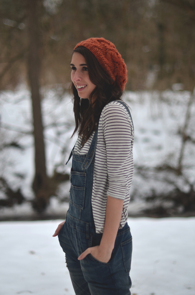 Overalls Snow Style