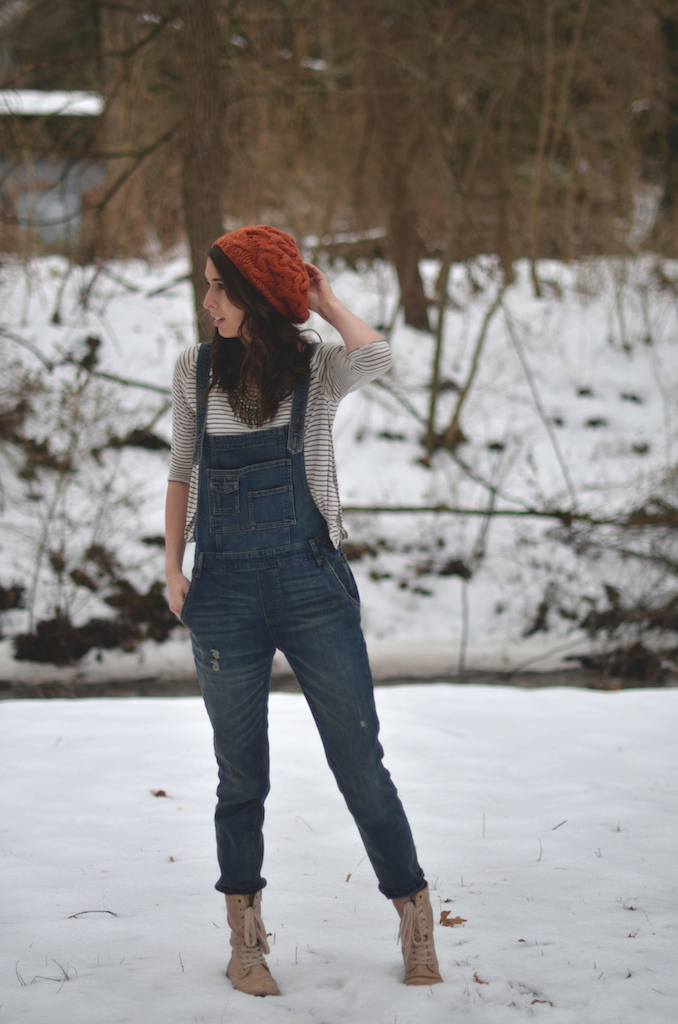 Winter Overalls style