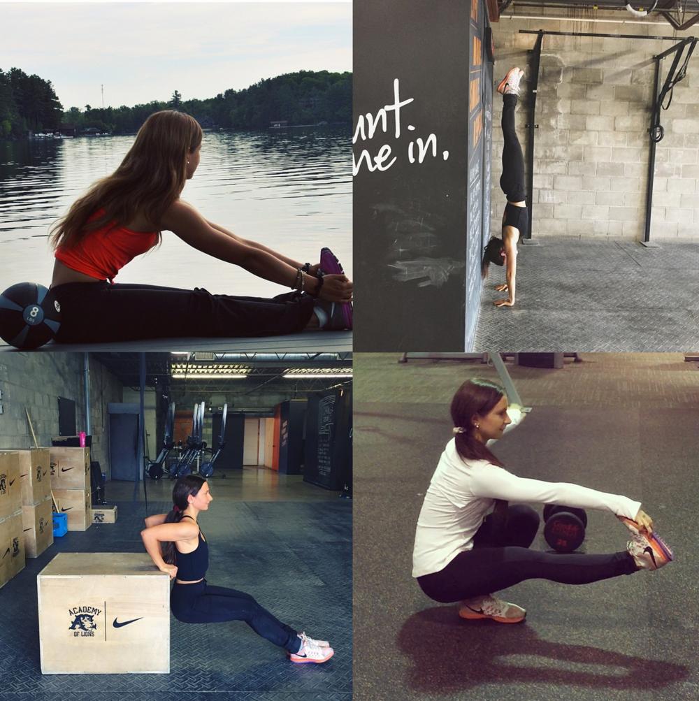 Emma D Fitness Inspiration