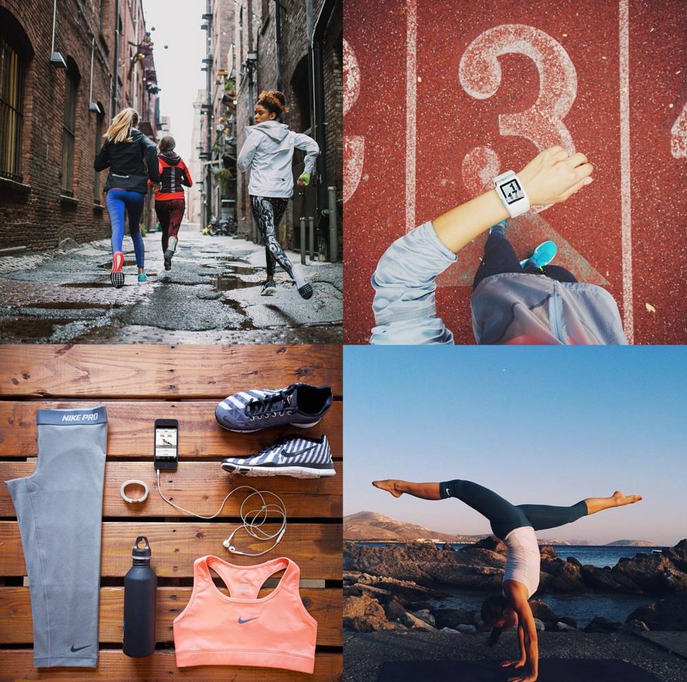 Nike Women Fitness Inspiration