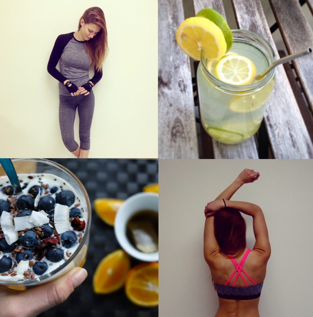 Fitness Instagram Inspiration