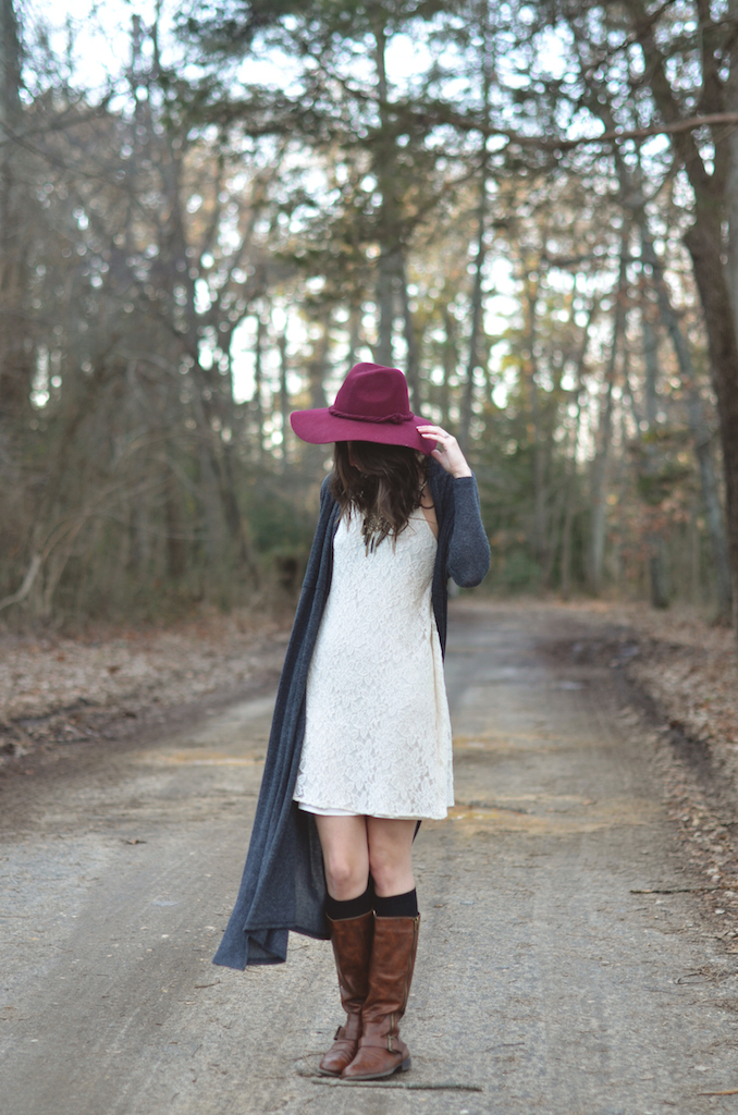 Fall Bohemian Style Dress