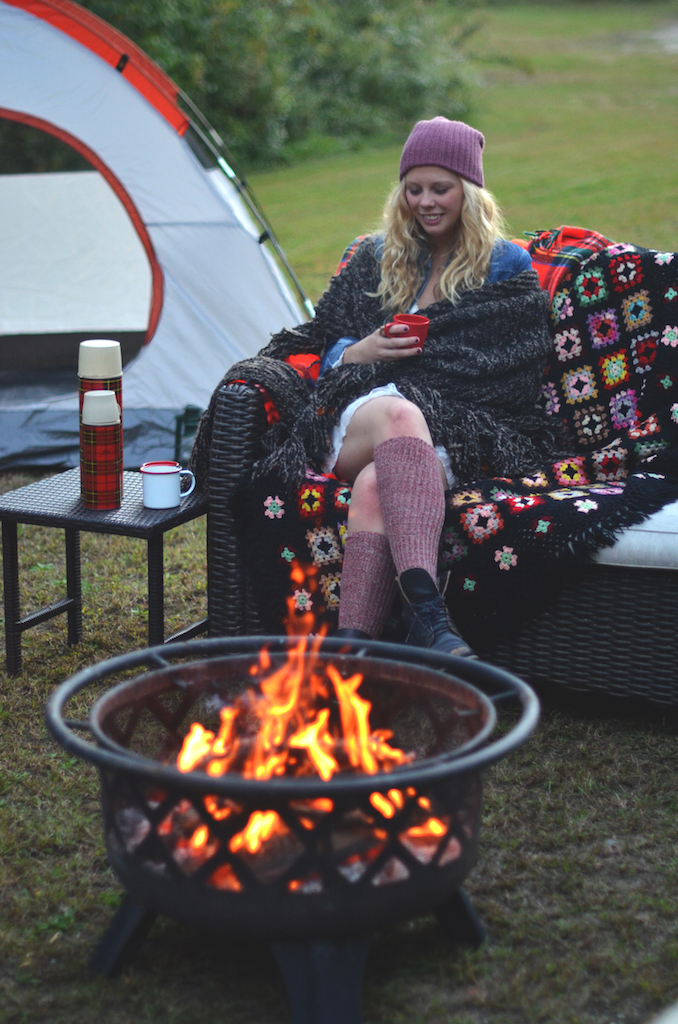 Free People Camping