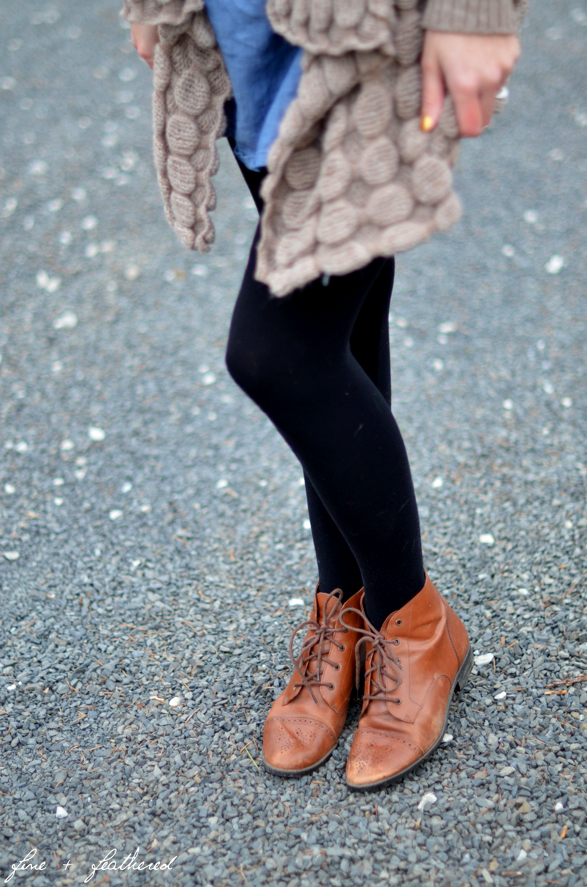 Fall Legging Styling