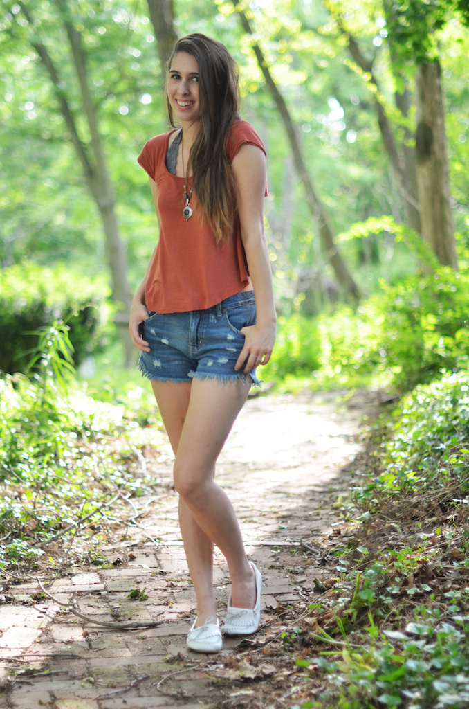 Summer Shorts Styling