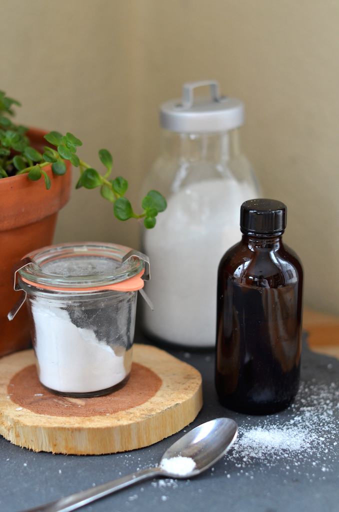 Lavender Eucalyptus Bath Salts DIY
