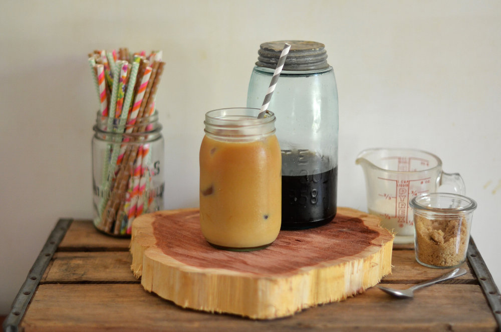 Fine and Feathered - Simple Cold Brew Coffee